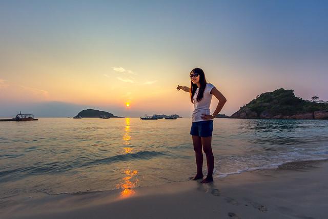 Sunrise @ Redang Island