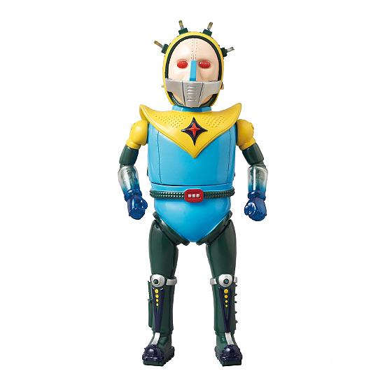Zollmen x Medicom Space Guy 56