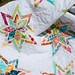 Scrappy Lone Starburst Quilt by bulabean