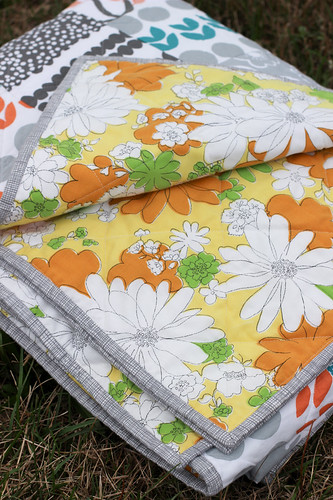 Bella Patchwork Quilt by Jeni Baker