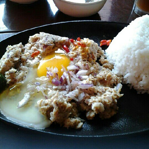 Chicken sisig Chicboy