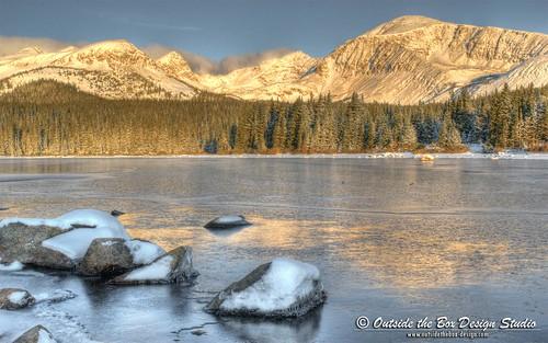 winter ice colorado indianpeaks indianpeakswilderness bouldercounty mountaudubon brainardlake