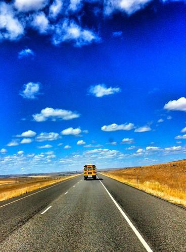 Montana Schoolbus