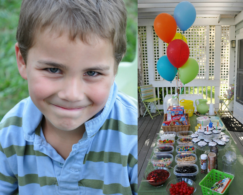 Leif's 6th Birthday