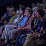 Attentive audience | Attentive Book Festival audience