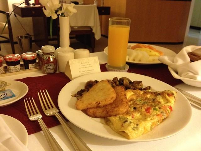 Good Morning Tea With Breakfast : Good morning have a tea breakfast flickr photo