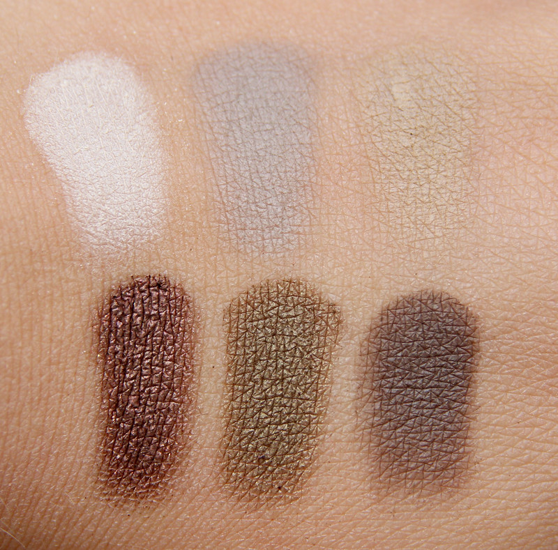 au naturel swatches