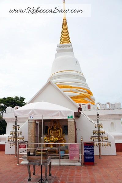 Singora Tram Tour - songkhla thailand- tang kuan hill-010