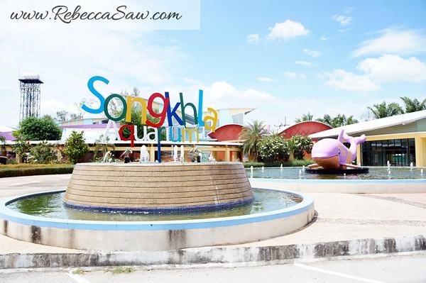 Singora Tram Tour - songkhla aquarium thailand-015