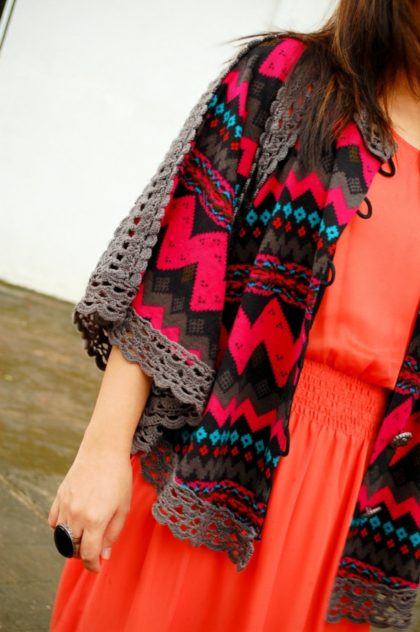 orange you glad poncho?
