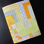 Yellow Brick Road covered journal