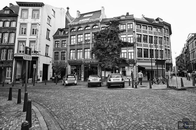 Ruas de Liège - Liège Streets