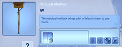 Tropical Mailbox