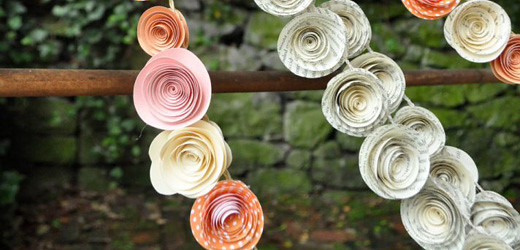 handmade-wedding-garland-peach-pink-ivory__full