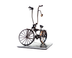 Schwinn Bicycle Sculpture