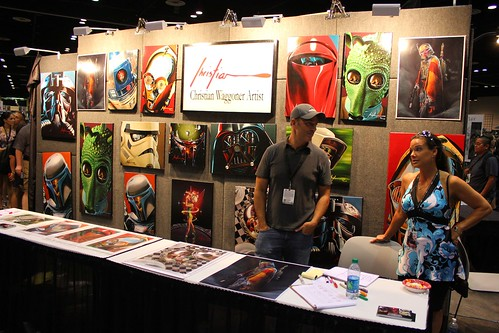 Art Show - Star Wars Celebration VI