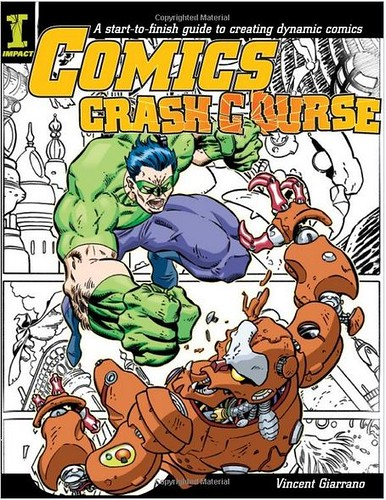 comics crash course'