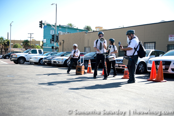 The Mormons @ Echo Park Rising 2012