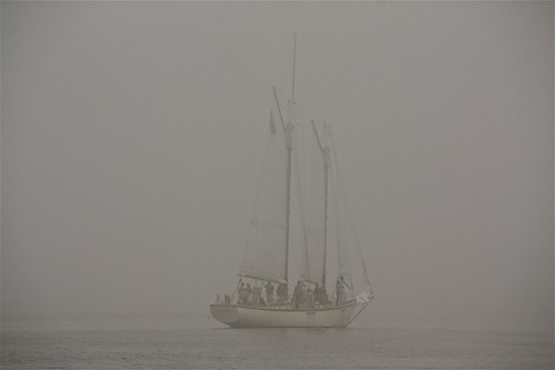 Sailing in Thick Fog 04