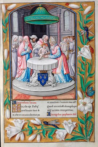 006-Evangeliario de París para uso de Carlos Duque de Angulema-1500-1600-Copyright Biblioteca Digital Hispánica