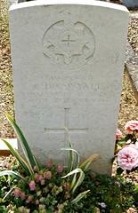 Commonwealth War Graves, Villeneuve-Saint-Georges, France