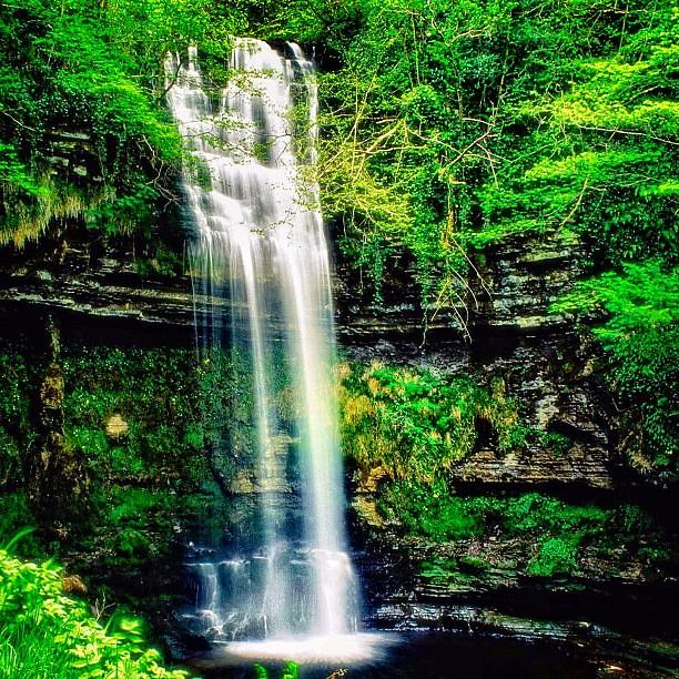 glencar waterfall ireland wallpaper - photo #5