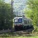 E402 014 con Treno Notte - Rigoroso