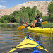 Verde River Float, Tapco to Tuzi Bridge 7/13/12