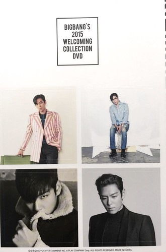Big Bang - Welcoming Collection - 2015 - yoooouBB - 07
