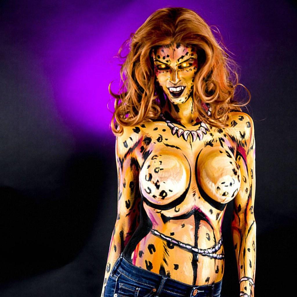 Nsfw Body Paint