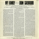 Dom Salvador: My Family [back liner]