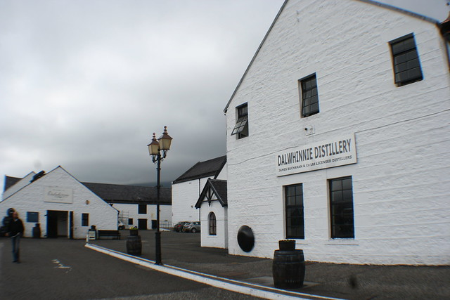 Dalwhinnie Distillery, Highlands