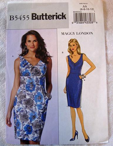 B5455 pattern