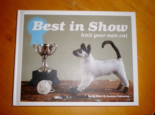 Best in Show Cat Book