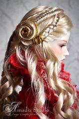Freya wig