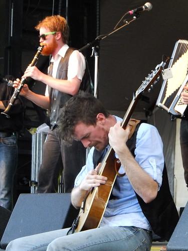 Dry River Caravan at Ottawa Bluesfest 2012