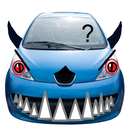 Car demon