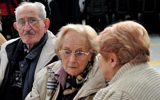 05.07.2012 Encuentro con jubilados en Ezeiza