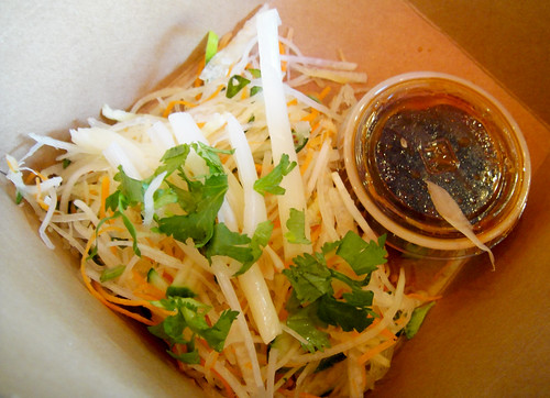 Jicama Papaya Salad