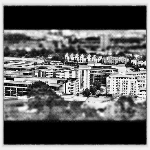 Bristol tilt shift