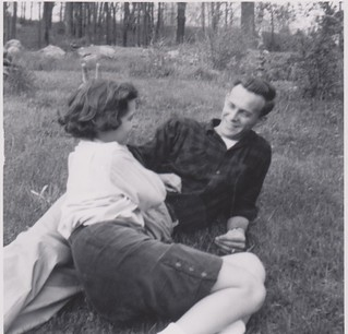 Whisconier Rd, Brookfield, CT circa 1957