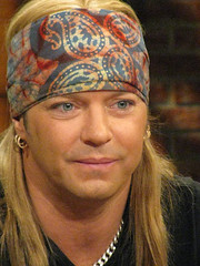 bret michaels bandana