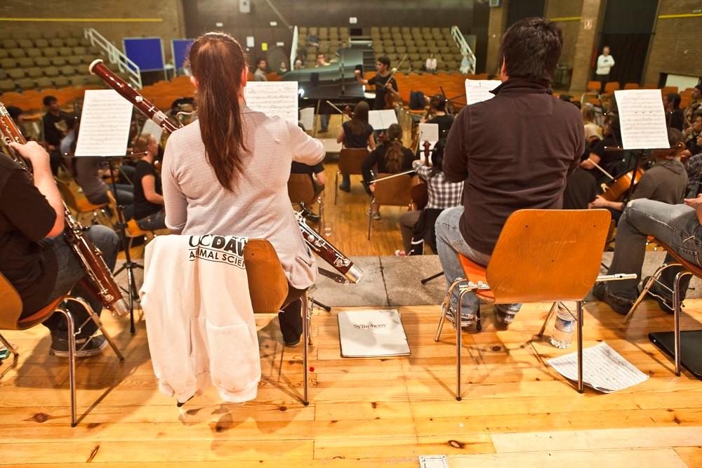 UC Davis Orchestra 2012 Tour of Spain