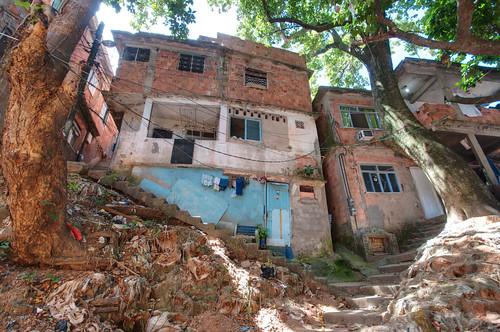 Favela Rocinha 13