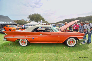 1961 Chrysler 300F at Amelia Island 2012