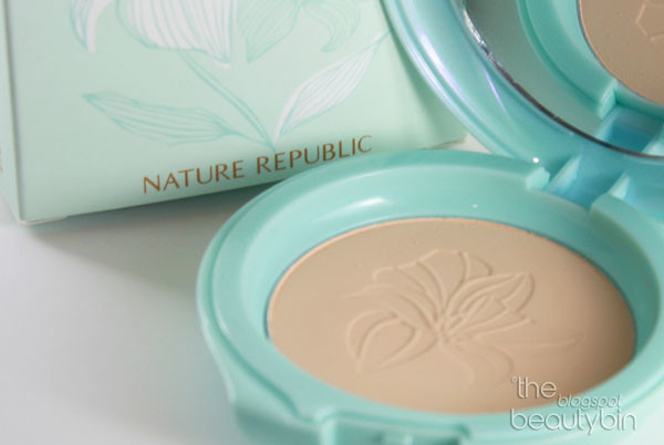 Nature Republic Vanilla Sky Pact 23