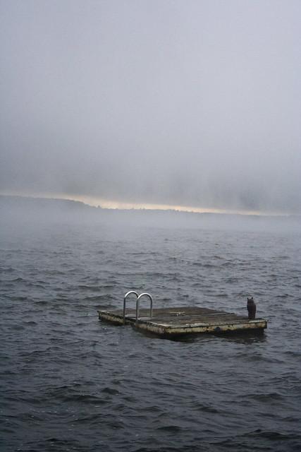 Strange Lake Mist