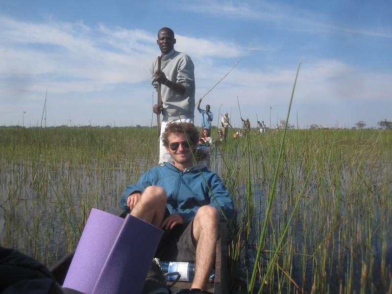 Okavango Delta Botswana Almog in Africa