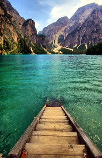 Brrraies | Braies Lake