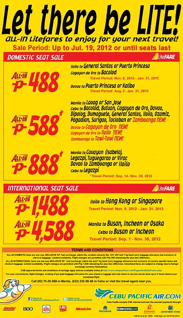 Iloilo International Flights to Hong Kong and Singapore start plus two domestic routes